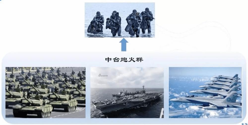 ⼤平台炮火支撑精兵作战