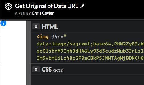Data URL