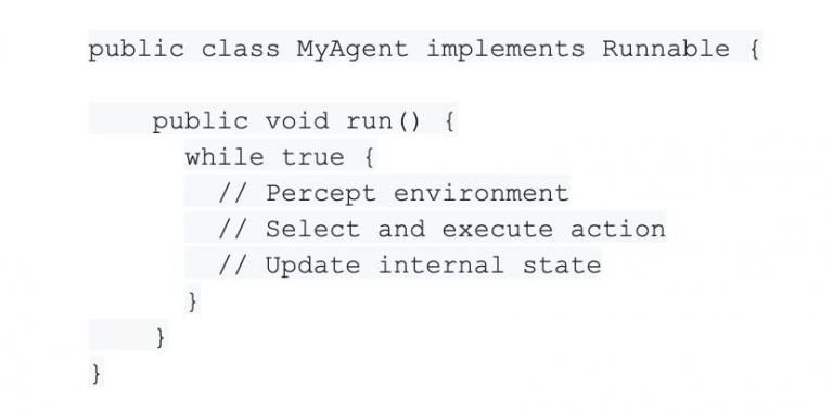 结构Java代码